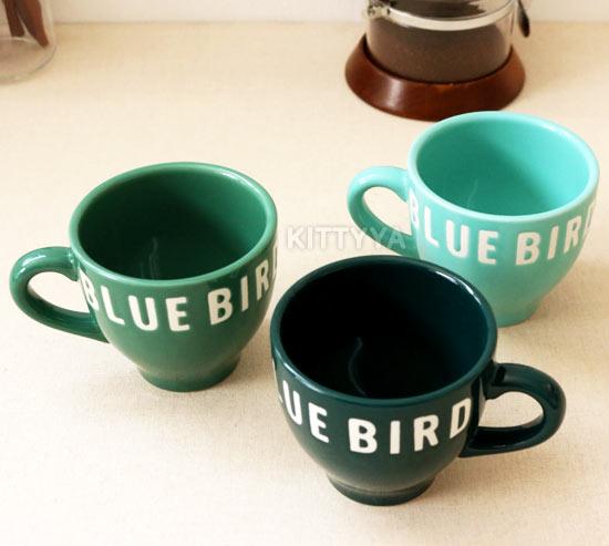 이자와 스타우트 블루버드 머그컵 (3color) - 키티야, 21,730원, 머그컵, 일러스트머그