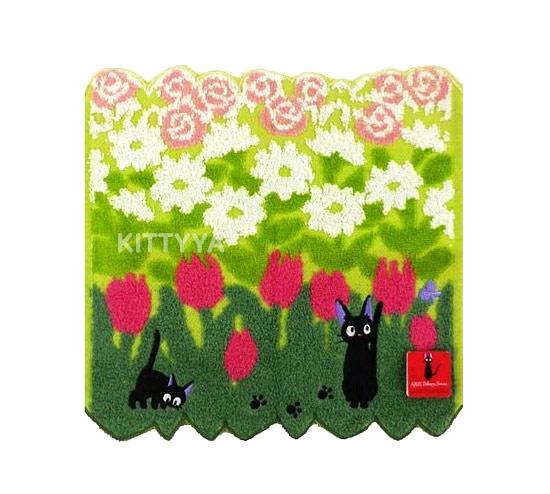 고양이 지지 미니 핸드타올 (화단 산책) - 키티야, 11,880원, 수건/타올, 바디타올