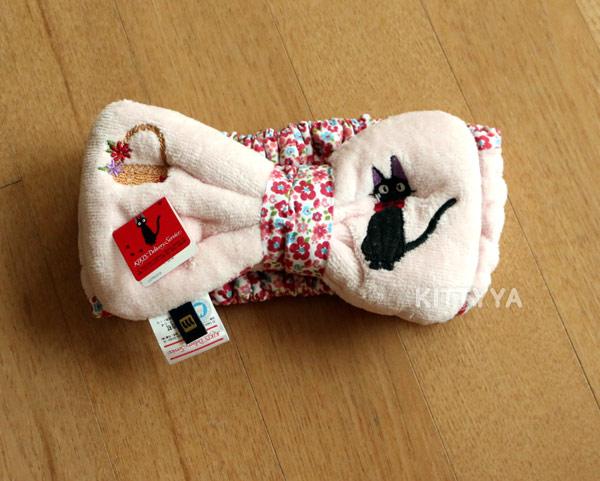 고양이 지지 타올지 세안 헤어밴드 (꽃밭) - 키티야, 23,640원, 클렌징, 클렌징도구/소품