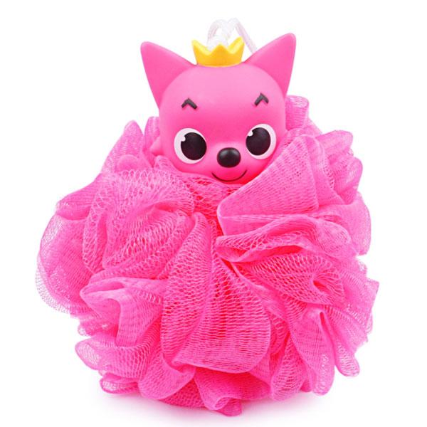 핑크퐁 목욕놀이 입체 샤워볼 - 키티야, 8,400원, 세안/목욕, 샤워볼/때타올