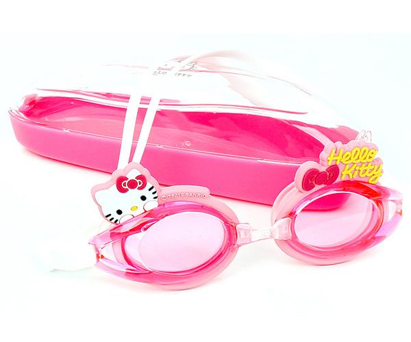 헬로키티 물안경 (안티포그 아동수경) - 키티야, 14,300원, 보트/풀장/물놀이용품, 기타 놀이용품