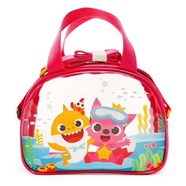 핑크퐁 보스턴 비치 크로스백 (핑크) - 키티야, 18,400원, 가방, 크로스/숄더백