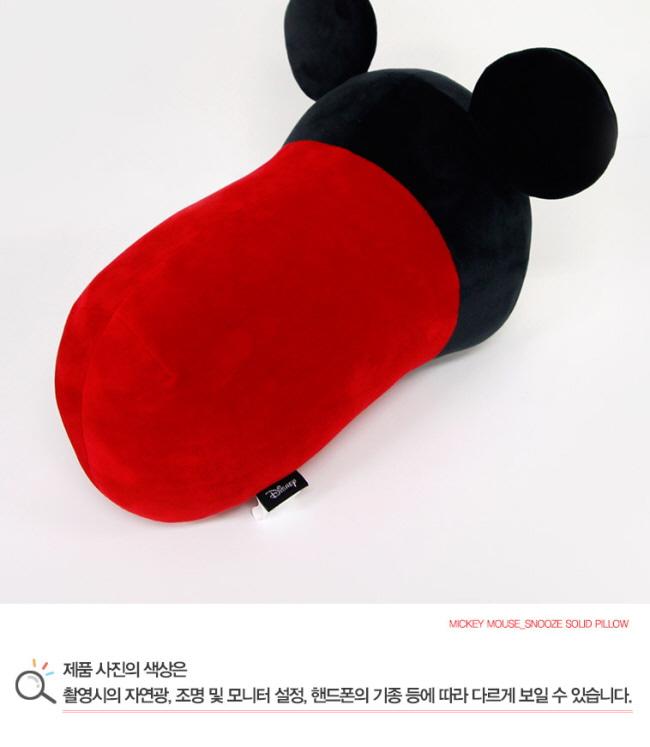 미키마우스 스누즈 입체 베개 - 키티야, 18,700원, 쿠션, 캐릭터