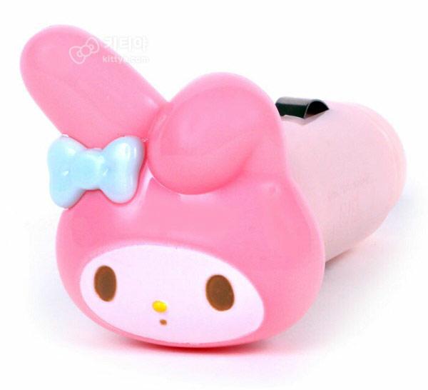 마이멜로디 차량용 USB 충전기 (핑크) - 키티야, 33,300원, 자동차용품, 기타용품