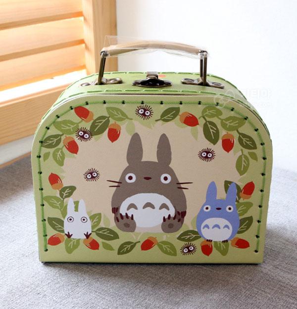 토토로 가방 선물세트 - 키티야, 52,000원, 다용도파우치, 끈/주머니형