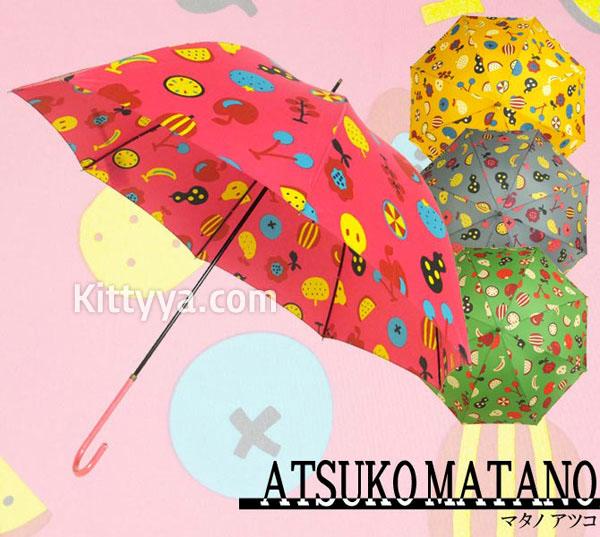 라무리즈 레트로 장우산 (4color) - 키티야, 79,000원, 우산, 자동장우산